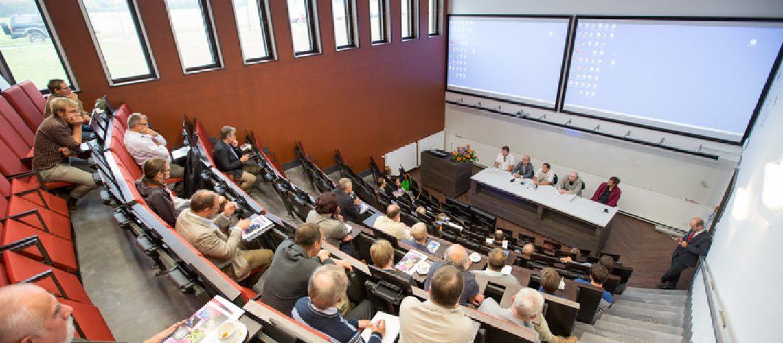 Tartu Ülikooli Physicumi avamine